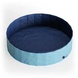 Oskar-Store OSKAR Hundepool 120cm Schwimmbad für Hunde Planschbecken Swimmingpool Kinderpool