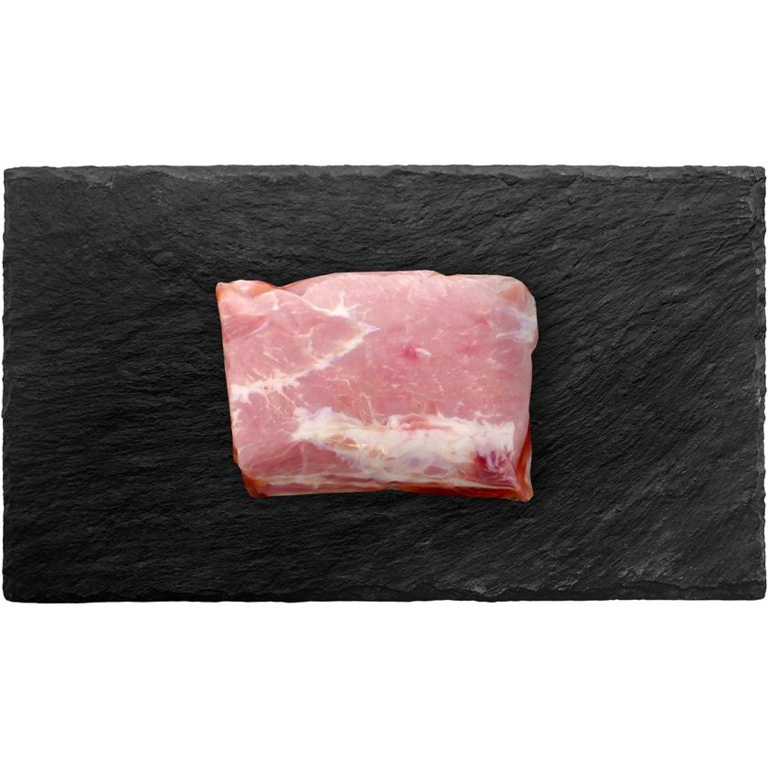 FrischeParadies Duroc Schweinelachs ohne Knochen ca. 1 kg