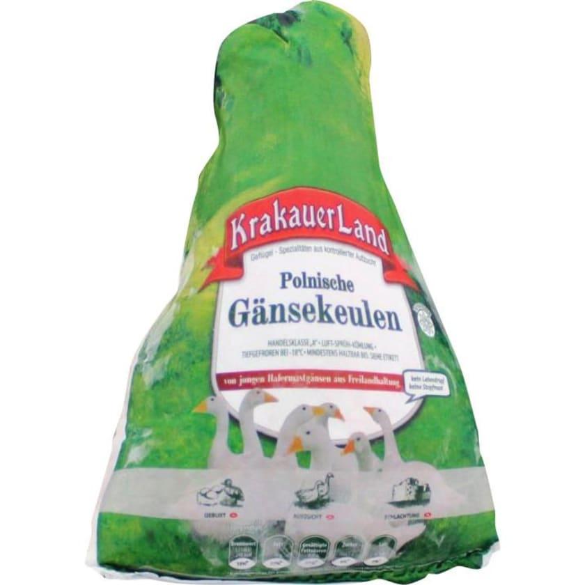 Krakauer Land Gänsekeule ca. 0,85 kg
