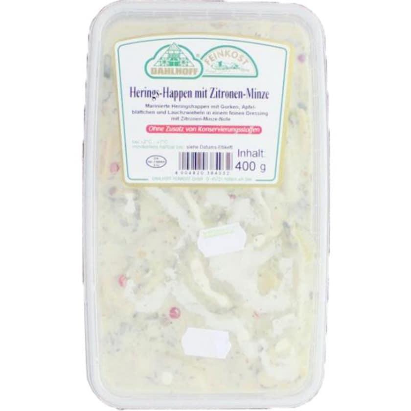 Dahlhoff MSC Heringshappen in Zitronen-Minz-Sauce ca. 0,4 kg