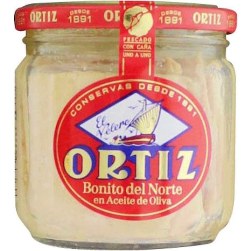 Ortiz Weißer Thunfisch in Olivenöl ca. 270 g