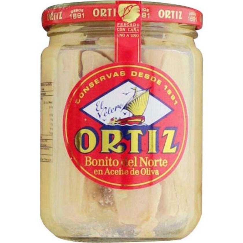 Ortiz Weißer Thunfisch in Olivenöl ca. 0.4 kg