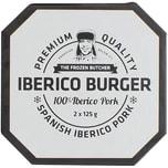 Frozen Butcher Burger Iberico 250g