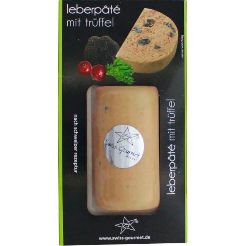 Leber Pastete mit Trüffel ca. 150 g