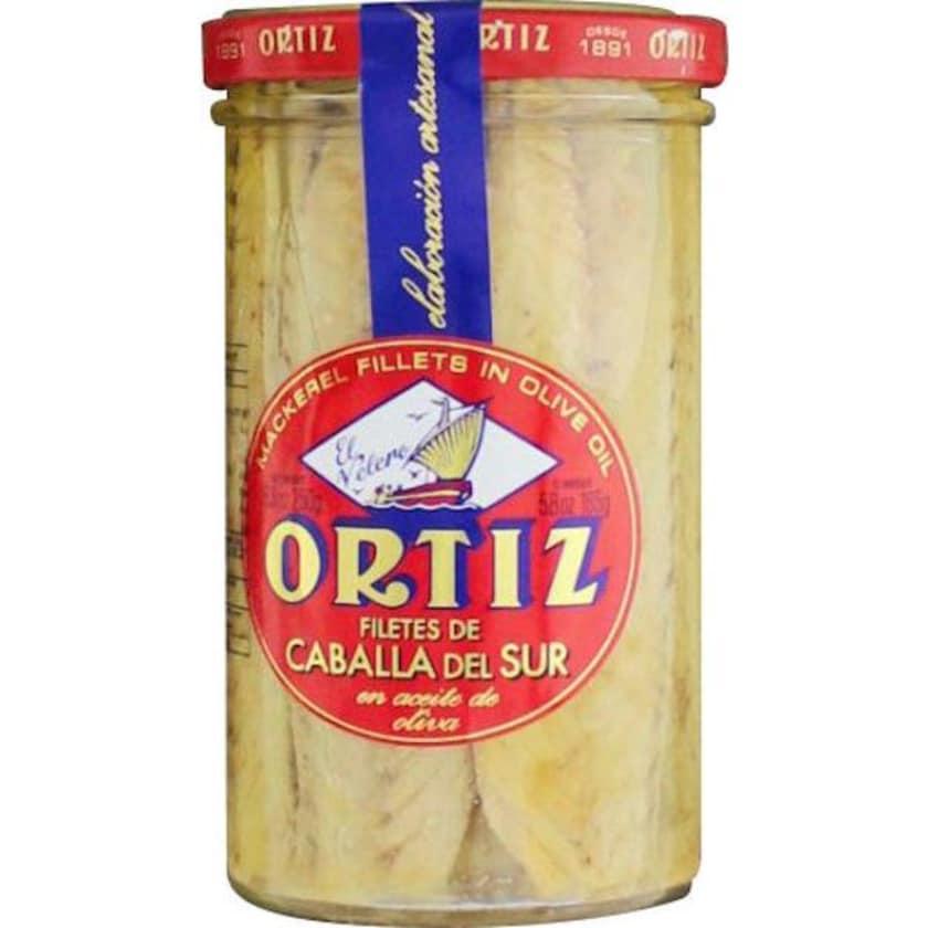 Ortiz Makrelenfilets in Olivenöl ca. 165 g
