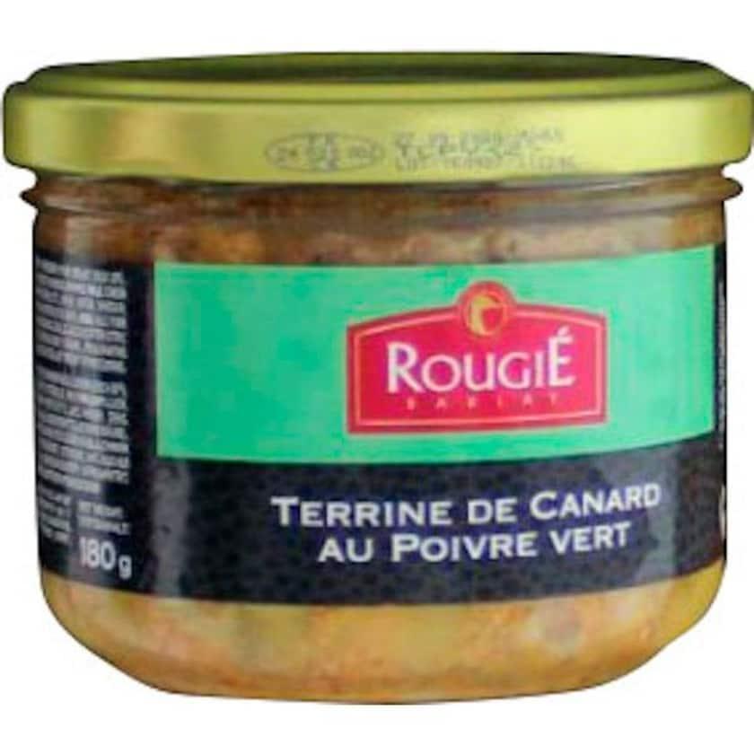 Pastete Ente grüner Pfeffer ca. 180 g