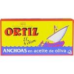 Ortiz Sardellen in Olivenöl ca. 29 g