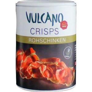 Vulcano Schinken Crisps Chips luftgetrocknet ca. 35 g