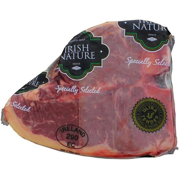 FrischeParadies Ochsen T-Bone Steak geschnitten Irland 800g