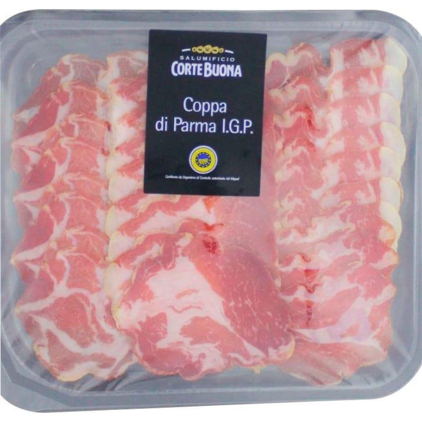 Coppa di Parma I.G.P. geschnitten ca. 100 g