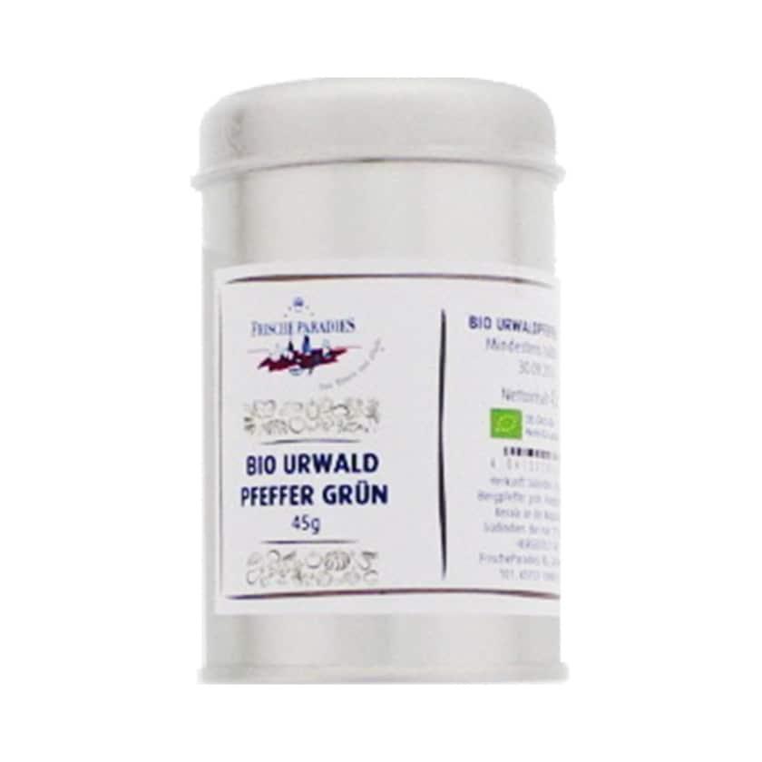 FrischeParadies Bio Urwald Pfeffer grün 45g
