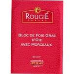 Rougié Gänseleber Block mit Stücken (klein) ca. 180 g