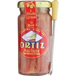 Ortiz Anchovis in Olivenöl ca. 95 g