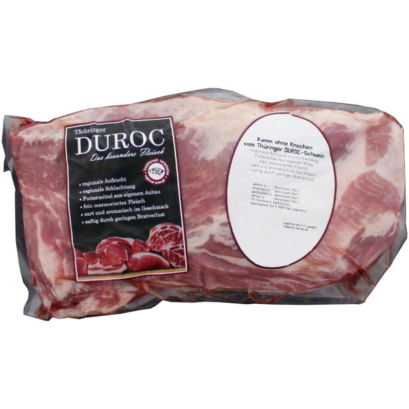 FrischeParadies Duroc Schweinenacken ohne Knochen ca. 1,8 kg
