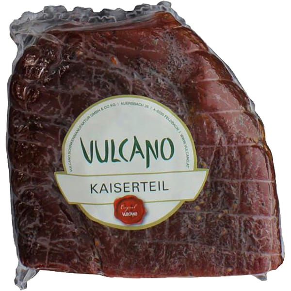 Vulcano Kaiserteil 1/2 Stück 550g