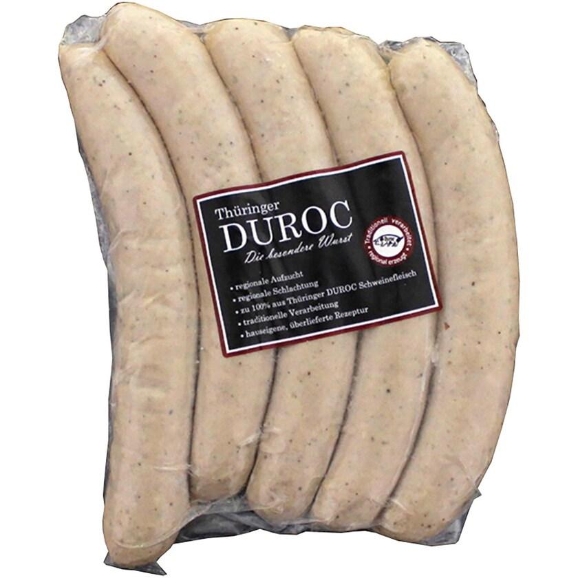FrischeParadies Thüringer Duroc Bratwurst 600g