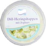 Abelmann Heringshappen in Dill Joghurt-Sauce ca. 250 g