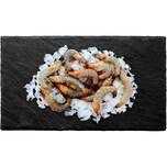 FrischeParadies Crevetten Garnele roh aufgetaut Gr. 30/40 (pro Pfund), 500g
