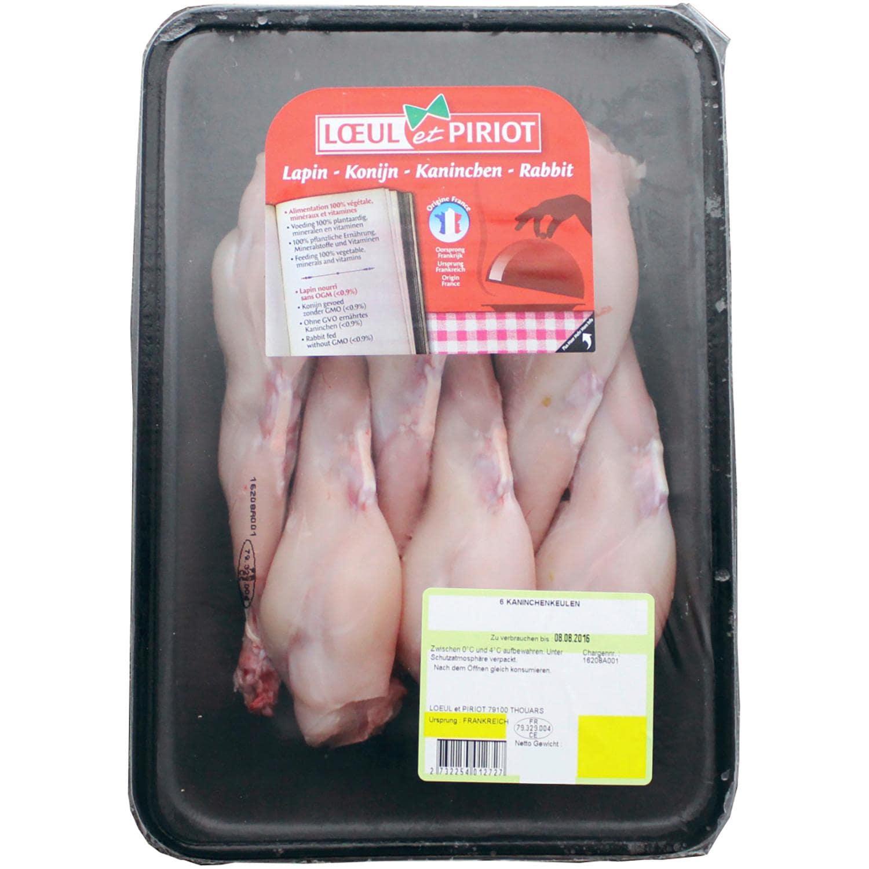 Frischeparadies Kaninchenkeule 1 5kg Bei Rewe Online Bestellen