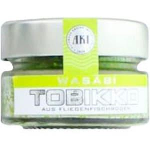 AKI Wasabi Kaviar Tobikko, grün ca. 45 g