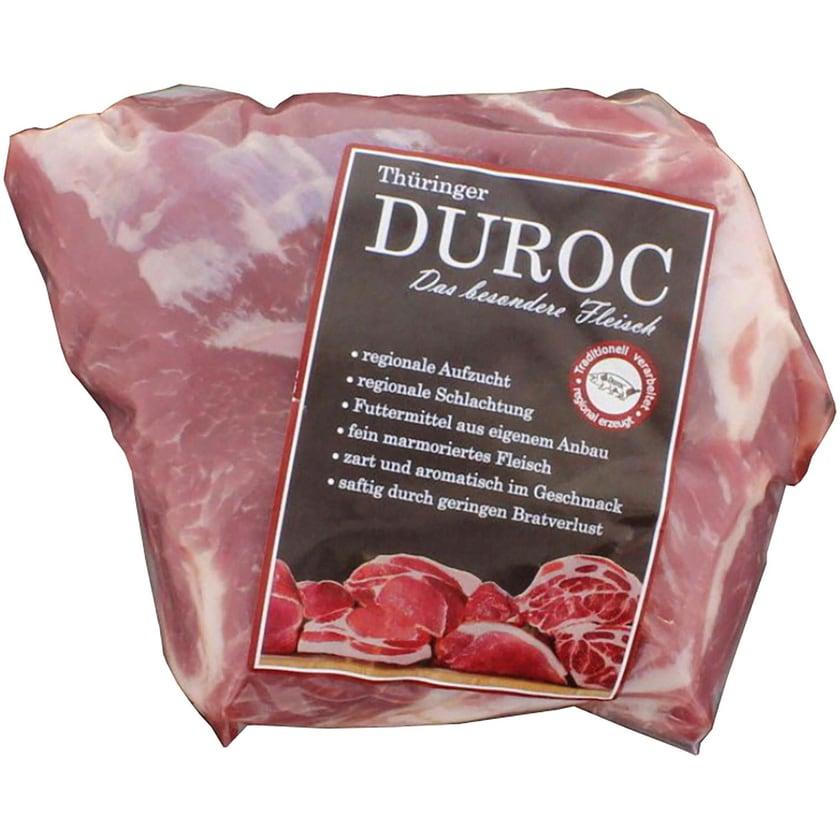 FrischeParadies Duroc Schweinenacken ohne Knochen ca. 1,0 kg