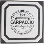 FrischeParadies Rindercarpaccio 2 Portionen, 160g