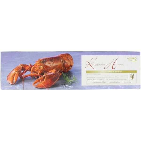FrischeParadies High Pressure Lobster ganzer Hummer tiefgekühlt 500g