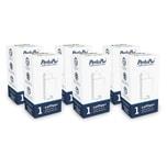 CoffeePlus Wasserfilter Für Kaffeemaschinen Komp. Mit Brita Intenza System - Pack 06