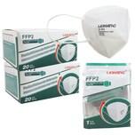 FFP2 Mundschutz EN149:2001+A1:2009 CE2163 40 Stück