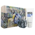 Diesel Only the Brave Eau de Toilette 50 ml & Showergel 100 ml