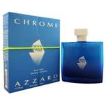Azzaro Chrome Under the Pole Eau de Toilette Limited Edition 100ml