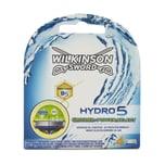 Wilkinson Sword Hydro 5 Groomer Power Select Rasierklingen 4 Stück