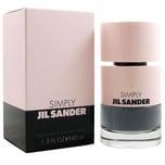 Jil Sander Simply Eau Poudree Intense Eau de Parfum 40ml