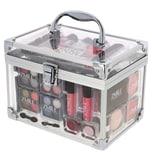 Schminkkoffer Zmile Cosmetics Set Acryl Profi Qualität 42 teilig Schmink Set 875g
