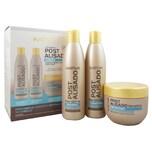 Kativa Post Alisado Set zur Anwengung nach der Keratin-Haarglättung 750 ml