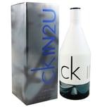 Calvin Klein CK in2u him Eau de Toilette 150ml
