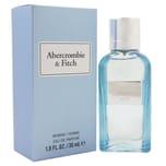 Abercrombie & Fitch First Instinct Blue Woman Eau de Parfum 30 ml