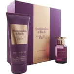 Abercrombie & Fitch Authentic Night Woman Set 50ml & Bodylotion 200ml