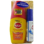 Autan Protection Plus Multi Insektenschutz Spray Gel 100ml & 25ml