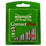 Wilkinson Sword Contact Plus Rasierklingen 10 Stück