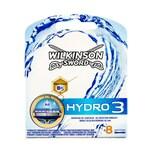 Wilkinson Sword Hydro 3 Rasierklingen 8 Stück