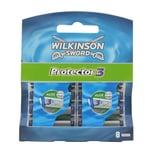 Wilkinson Sword Protector 3 Rasierklingen 8 Stück