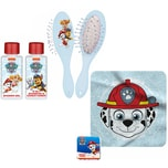Paw Patrol Bath Essentials Kinderkulturbeutel + Badezubehör