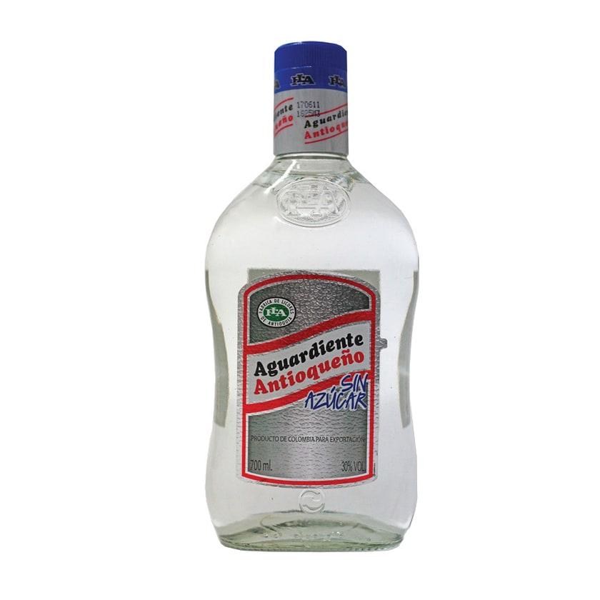 Antioqueño Anisschnaps Aguardiente Sin Azucar 29% vol. 700ml