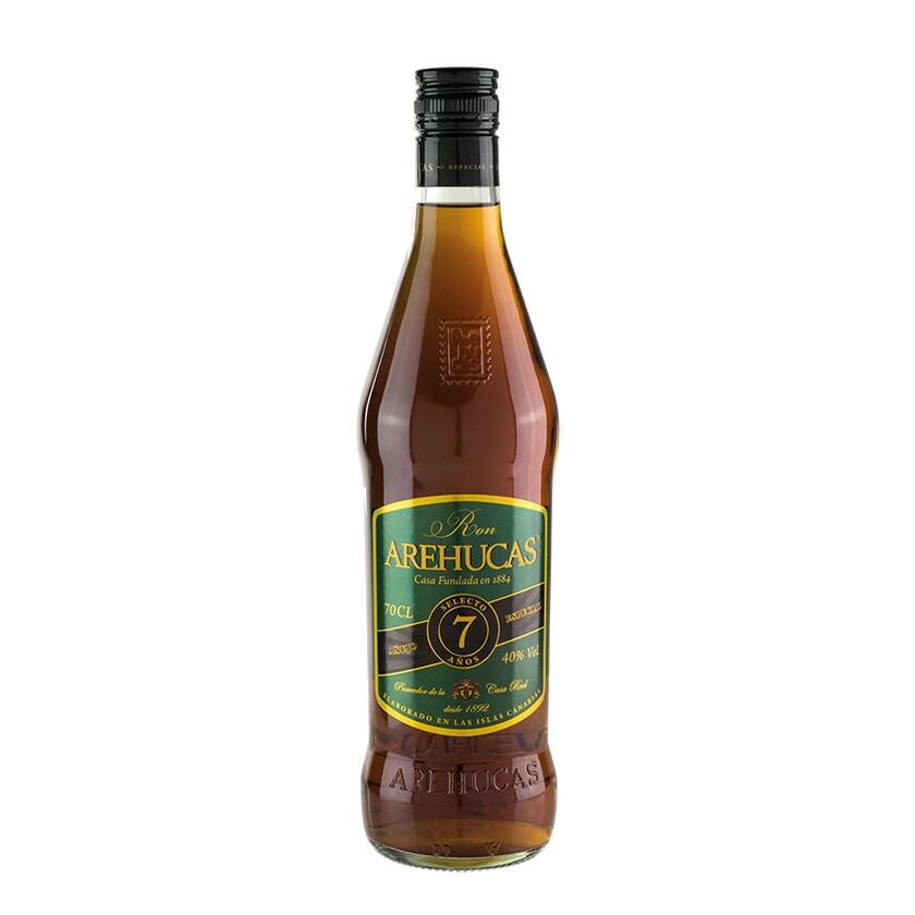 Arehucas Rum Ron Selecto 7 Años 40% vol. 700ml