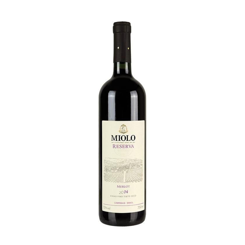 Miolo Rotwein Merlot Family Vineyards 13% vol. 750ml