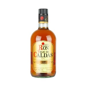 Viejo De Caldas Rum Ron 37,5% vol. 700ml