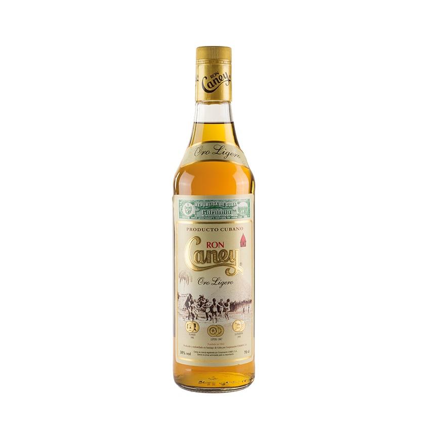 Caney Rum Ron Oro Ligero 38% vol. 700ml