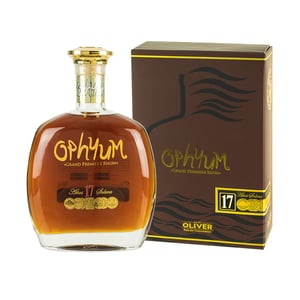 Ophyum Grand Premiere Rhum 17 Años Solera 40% vol. 700ml