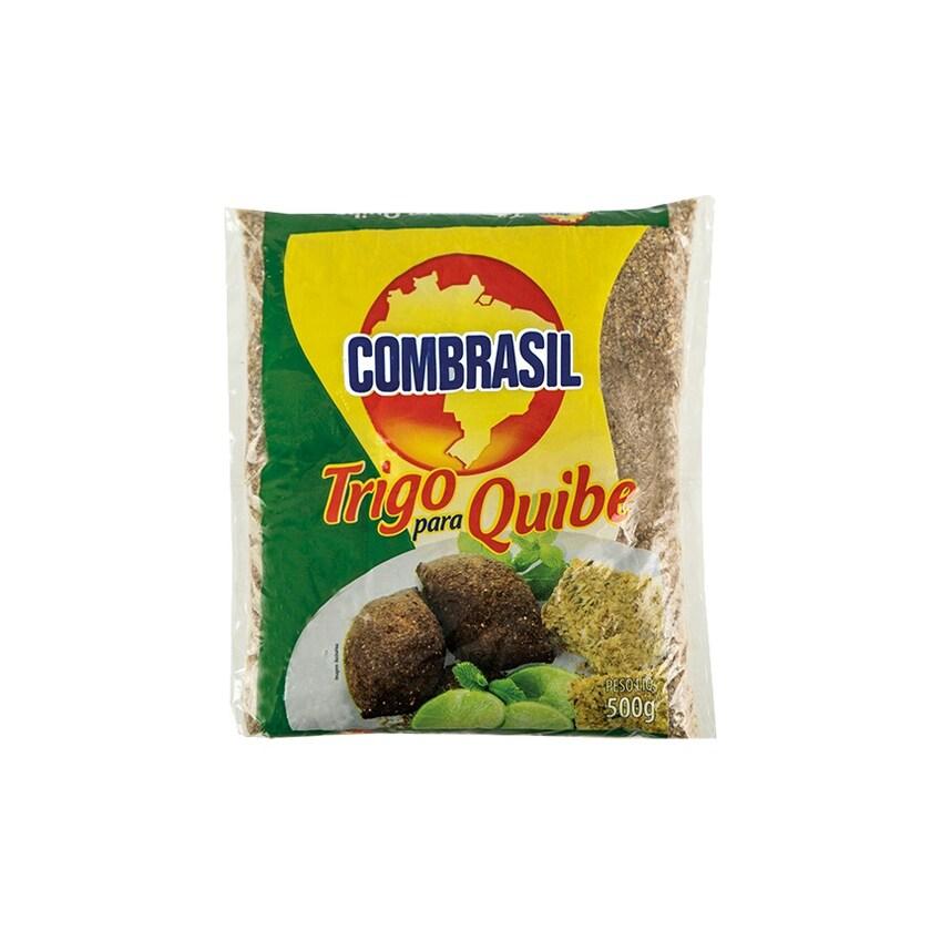 Combrasil Weizenschrot Trigo Para Quibe 500g